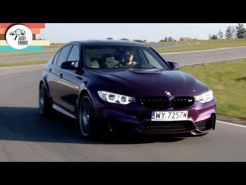 BMW M3 Competition 3.0 450 KM: Twilight purple - #235 Jazdy Próbne
