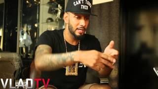 Swizz Beatz: I Rarely Talk About Music With Jay Z and Nas