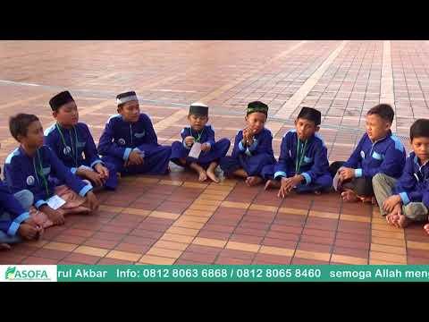 """WISUDA AKBAR 8 DUNIA MENGHAFAL """"Q.S AL FATH""""- MASJID ISTIQLAL JAKARTA Kampung Qur'an Fikrul Akbar"""
