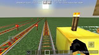 Minecraft My Sister's World: MTA C Train Line
