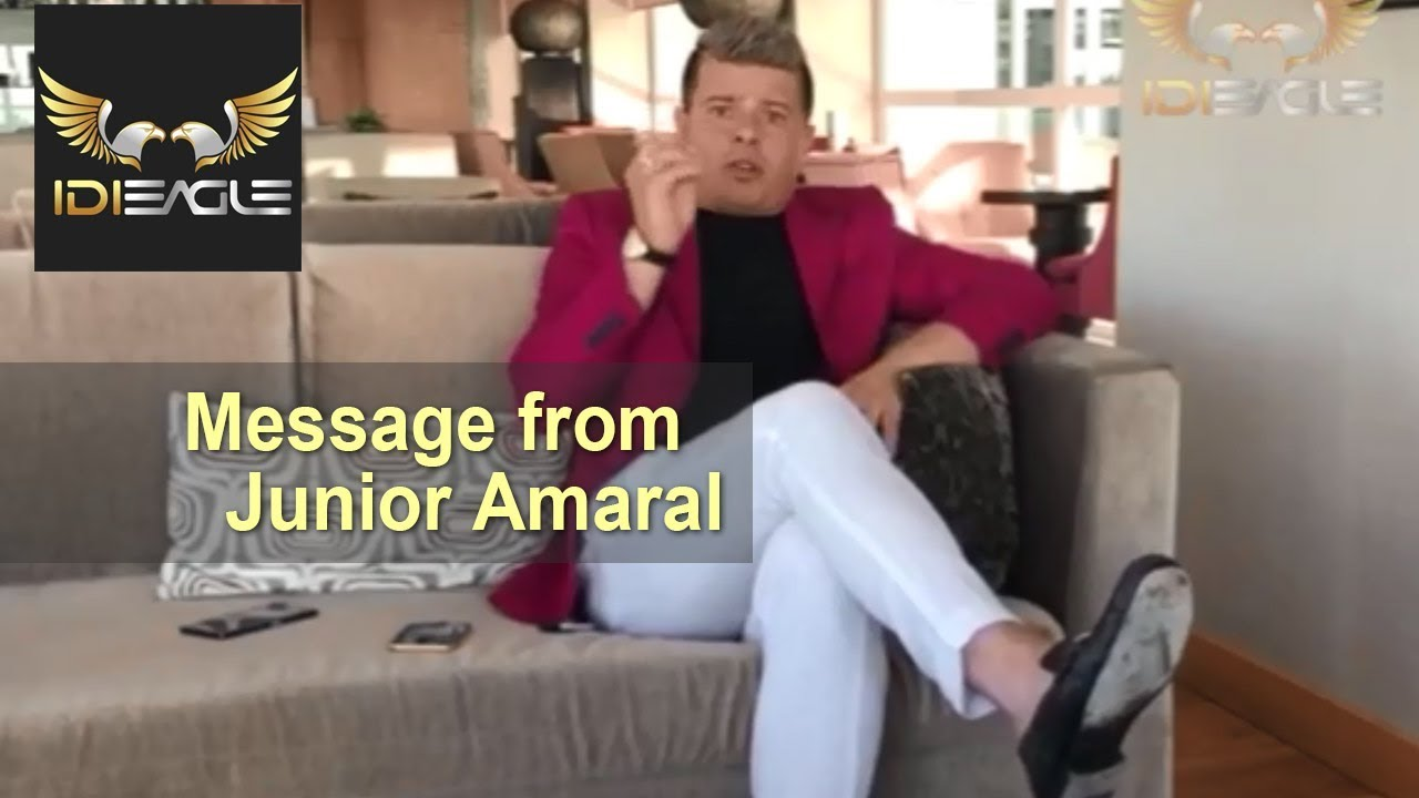 IDIeagle - Message From Junior Amaral | Eagle Bit Trade