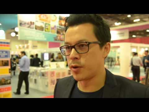 Interview with Mike Wiluan at ATF & ScreenSingapore 2013