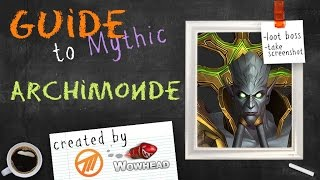 Archimonde Mythic Guide by Method
