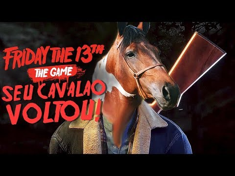 SEXTA FEIRA 13 - O RETORNO DO SEU CAVALÃO, VOCÊ VAI MORRER DE RIR - Friday The 13th