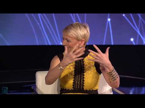 Harriet Green on AI:  Man and Machine Partnership with Augmented Intelligence