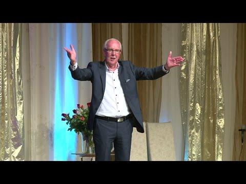 Kvällsmöte med Curt Johansson under mirakelkonferensen 2016