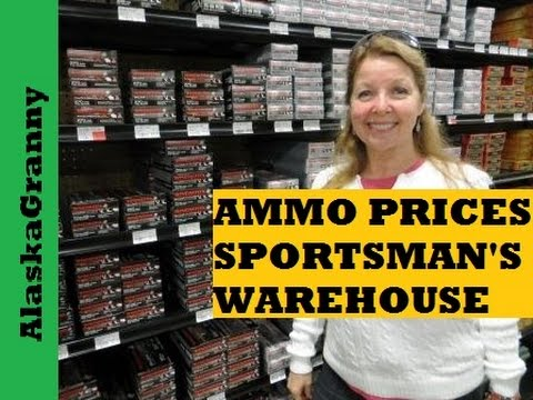 warehouse sportsmans ammo prices