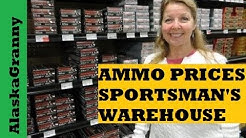 Ammo Prices Sportsmans Warehouse Alaska