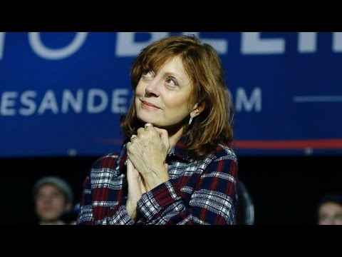 CNN Tries To Convince Susan Sarandon To Change Her Vote