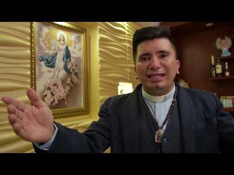 Oracion primer dia del año 2019 Padre Gabriel Mora