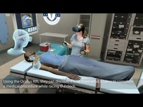 VR Medical Procedure for Envision EMI, by Arch Virtual
