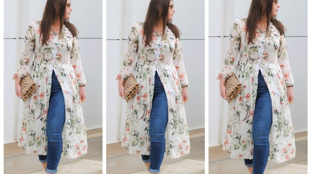 Classic kurti with jeans ideas for college girls || Jeans with kurti styling ideas