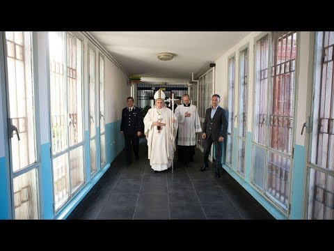 Prisoners use lunch with Pope Francis to escape HD