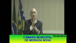 Pronunciamento Cavalcante Jr 02 09 16