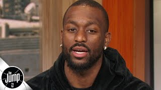 Kemba Walker 'doesn't think about' free agency | The Jump