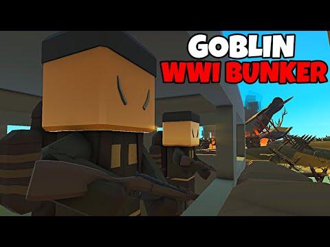 Goblin BUNKERS in WORLD WAR I! - Ancient Warfare 3: Battle Simulator  