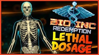 Bio Inc. Redemption - WICKED IS IMMORTAL?! - Let's Play Bio Inc Redemption Gameplay
