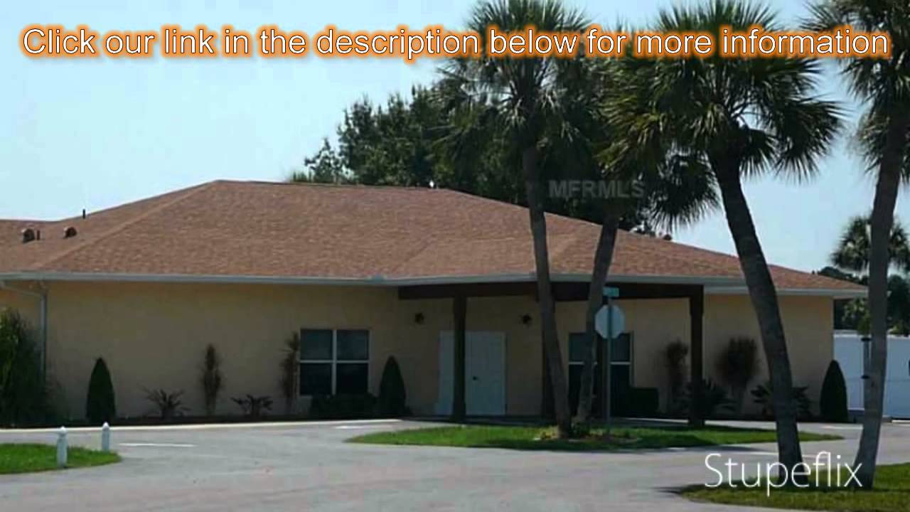 2 Bed 2 Bath Manufacturedmobile Home For Sale In Venice Florida On