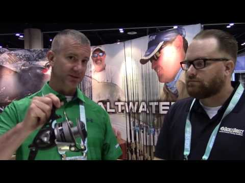 Fin Nor OFS Reel at ICAST 2016