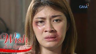 Wish Ko Lang: Butihing ina, ilang taong binubugbog ng sariling asawa