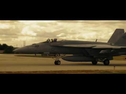 FA-18 takeoff at Addison