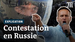 Russie : d'où vient la vague de mobilisation ?