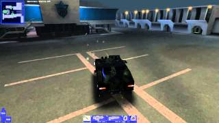 Mobile Forces - DeathMatch (airport)