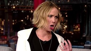 Jennifer Lawrence Is A Terrible Singer