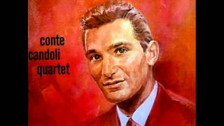 Conte Candoli Quartet - No Moon at All