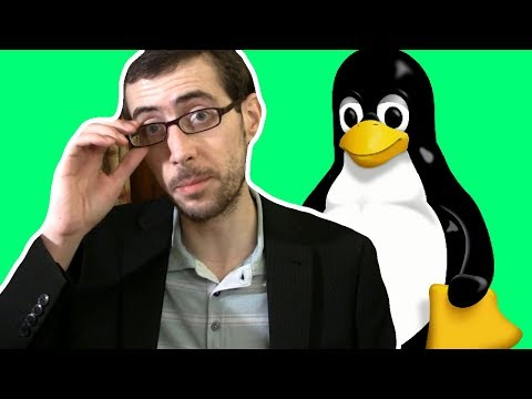 GNU/Linux Naming Controversy - Vlog