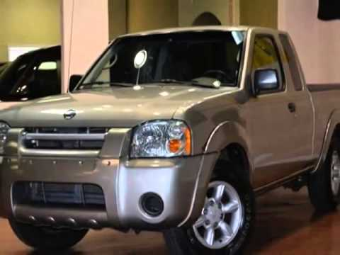 2003 Nissan Frontier 2wd Xe King Cab I4 Automatic Truck