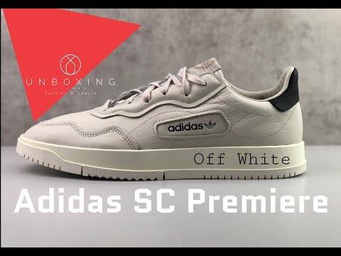 Adidas SC Premiere 'Raw White/Chalk