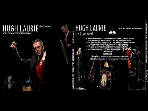 Hugh Laurie In Concert (Audio de Consola)
