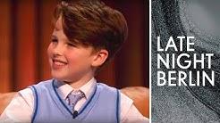 Iain Armitage (Young Sheldon) ist zu Gast! | Late Night Berlin | ProSieben