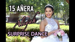 Video EL MEJOR BAILE SORPRESA  ALIYAH | BEST SURPRISE DANCE QUINCEAÑERA download MP3, 3GP, MP4, WEBM, AVI, FLV Agustus 2018
