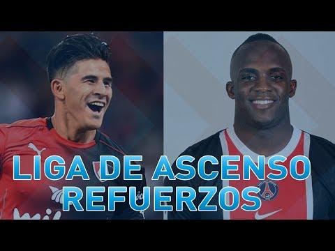✅Draft Liga De Ascenso MX Clausura 2018 CONFIRMADO FICHAJES - SAN LUIS TINE REFUERZO EX PSG 💣💣