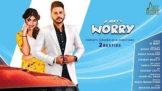 Worry | (Full HD) | H MNY | New Punjabi Songs 2019 | Latest Punjabi Songs | Jass Records