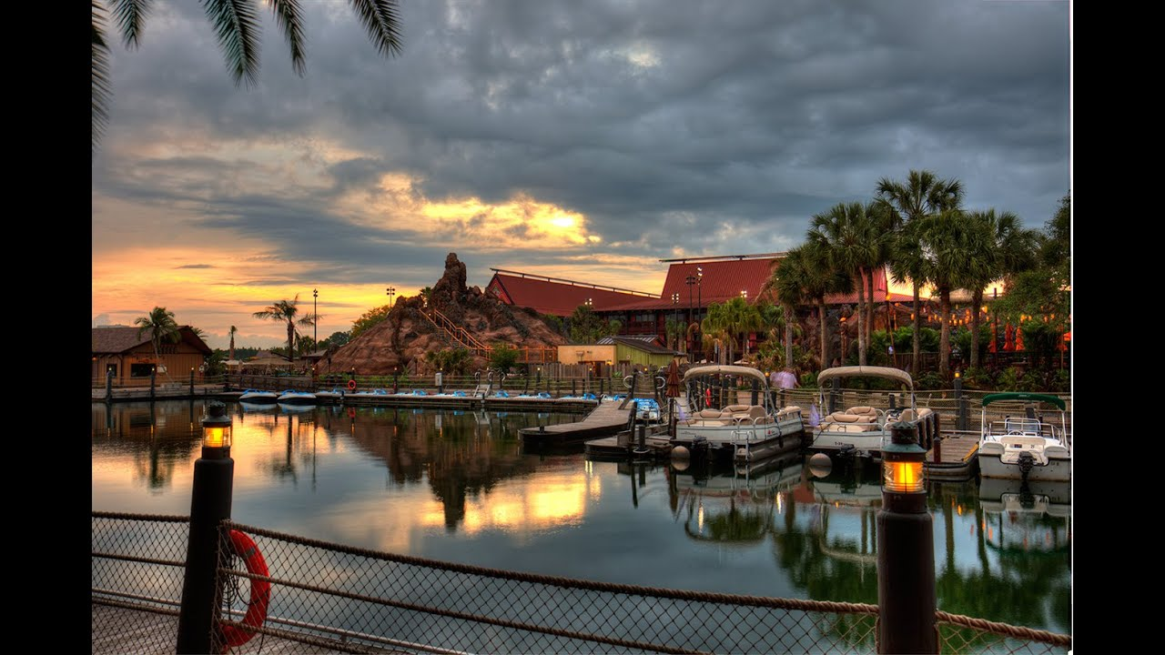 World Disney Resort Hotels
