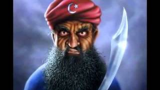 scary Mohammed cartoon animation (mirror of truthsurge video)