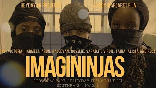Imagi Ninjas!- A Short Film About A New Student With Imaginary Friends (Heyday UK)
