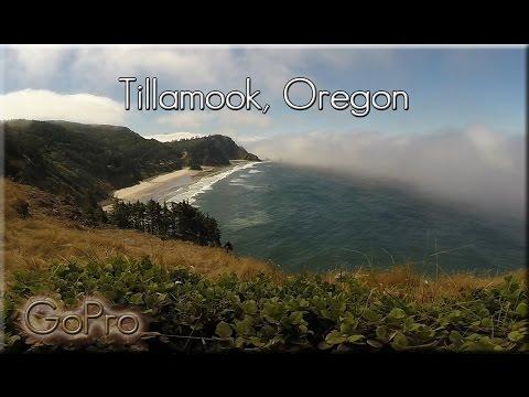 Tillamook, Oregon, GoPro