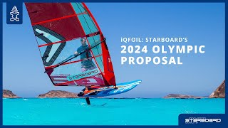 iQFoil: Starboard's 2024 Olympic Proposal