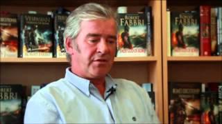 Robert Fabbri talks about how he became a writer