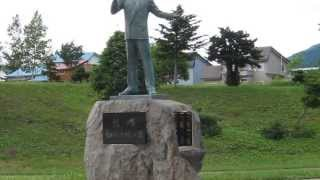 北海道真狩村にて 細川たかしのヒット曲を聴く事ができます。