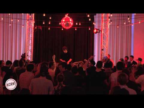 "Jamie xx - ""Good Times"" at Sonos Studio for KCRW"