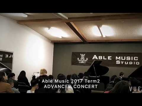 A short extract from Able Music Term 2 Concert 2017