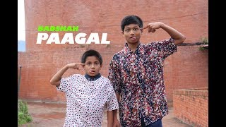 Paagal | Badshah | Dance Choreography | Aayush - Abhay | ASquare Crew