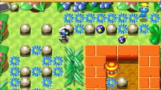 [Starcube] Bomberman Max 2 Red Advance Gameplay