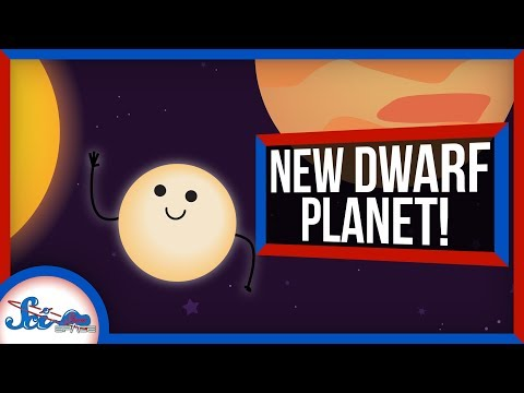 The Solar System Might Have a New Dwarf Planet! | SciShow News