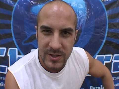 Claudio Castagnoli (Cesaro) Promo [CHIKARA Motive Means Opportunity]